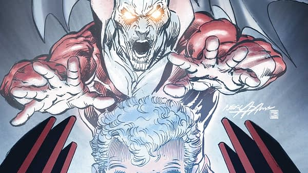 Deadman 1 Review Solid Art But A Dense And Confusing Plot