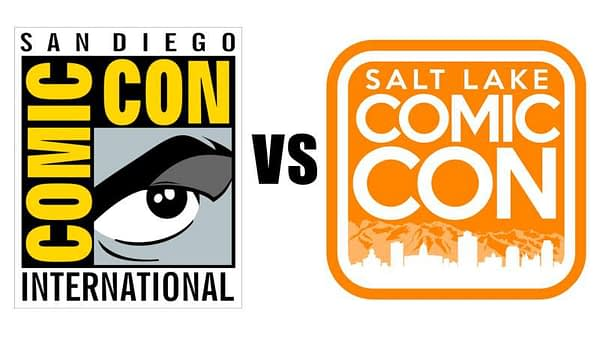 Image result for salt lake comic con san diego bleedingcool