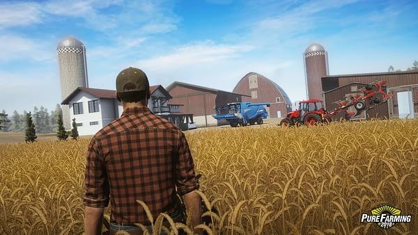 Pure Farming 2018 isn't the Deepest Farming Simulator but It