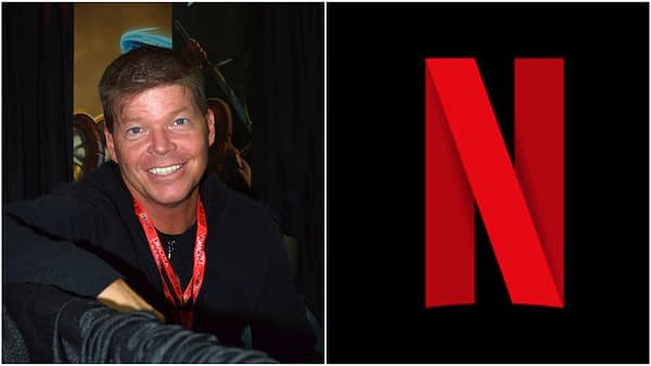 rob liefeld extreme netflix deal