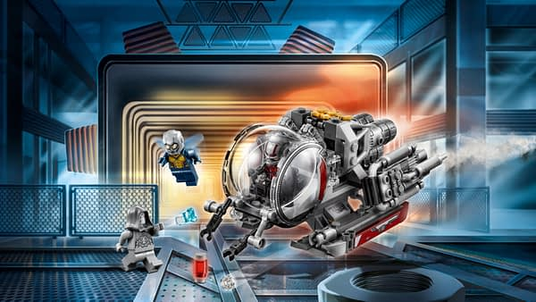 Ant-Man and Wasp LEGO Set 3