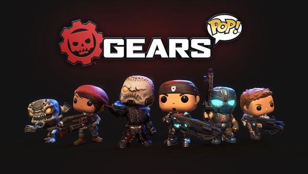 Gears of War Pop Funko Mobile Game