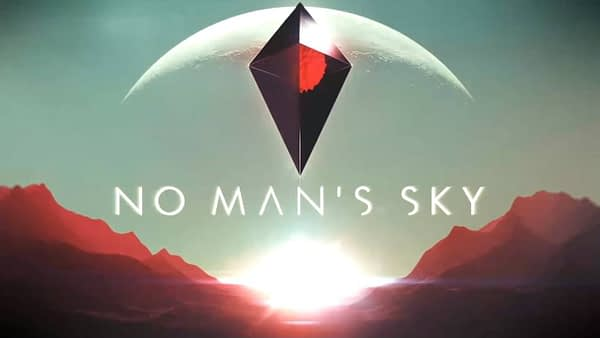 No Man's Sky main art
