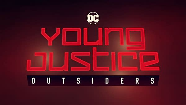 YOUNG JUSTICE: OUTSIDERS - Official Comic-Con Trailer - DC Universe
