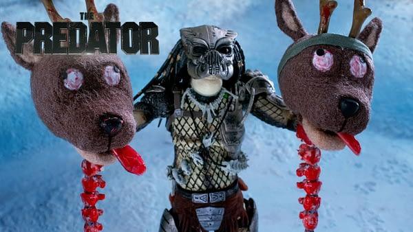 The Predator | Holiday Special | 20th Century FOX