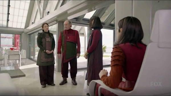 The Orville - Kitan Family