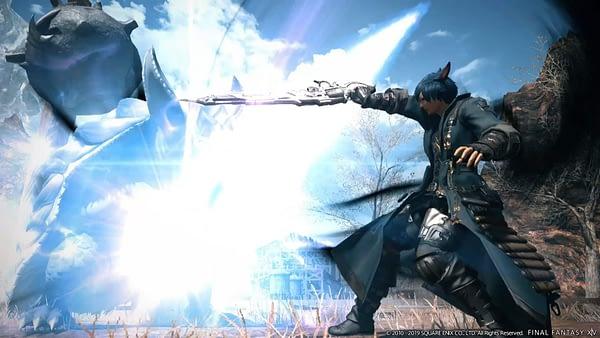 Final Fantasy XIV Fan Fest Confirms Gunbreaker Job and Viera