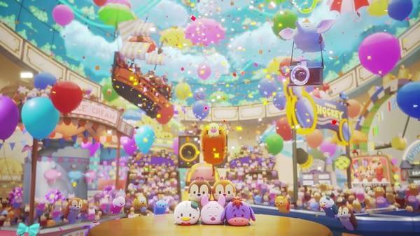 Disney Tsum Tsum Festival for Nintendo Switch™ First Trailer