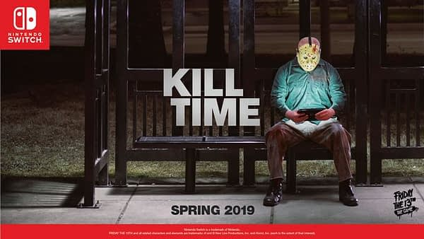 """""""Friday the13th: The Game"""" Nintendo Switch"""