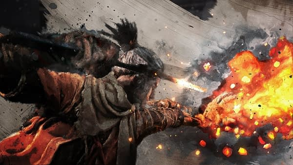 Sekiro™: Shadows Die Twice | Official Launch Trailer