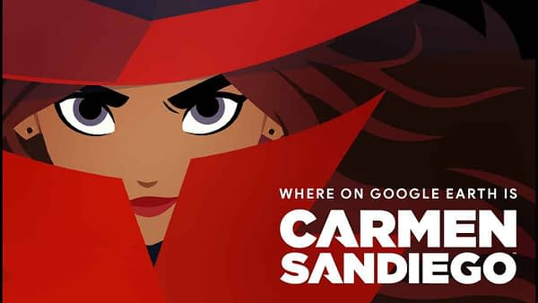 Where on Google Earth is Carmen Sandiego?
