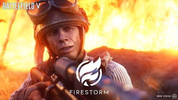 Battlefield V — Official Firestorm Gameplay Trailer (Battle Royale)