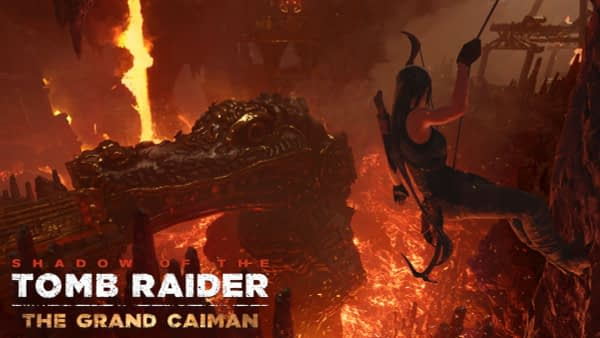Shadow of the Tomb Raider's Grand Caiman DLC Tomb is Now Live