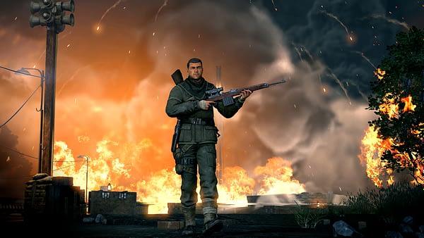 Sniper Elite 2 Remaster at GDC