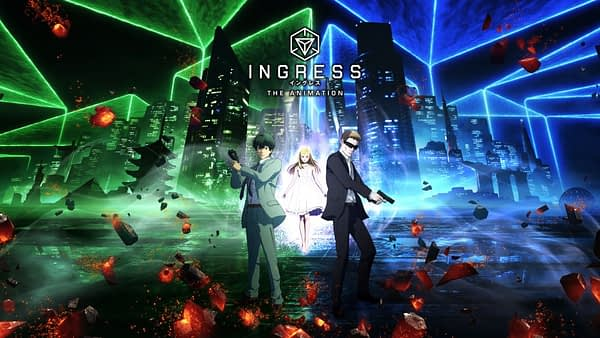 Niantic's Ingress is a Video Game-Anime Fusion That Works