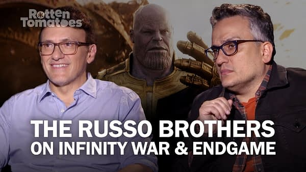 An Oral History of 'Avengers: Infinity War', 'Endgame' From The Russo Brothers