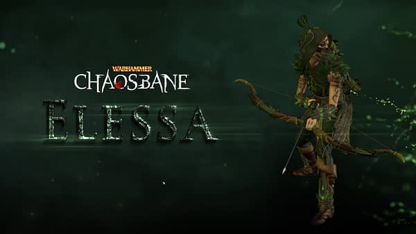 Warhammer: Chaosbane Shows Off New Footage of Wood Elf
