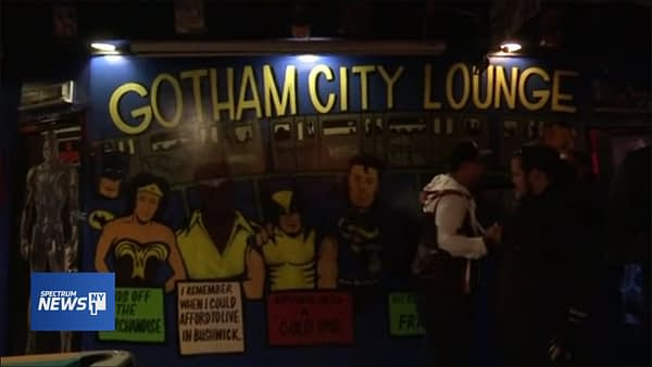 New York's Gotham City Lounge to Close
