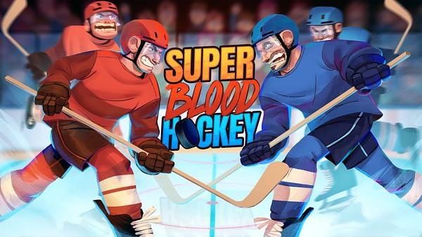 Super Blood Hockey Receives a Nintendo Switch Launch Trailer