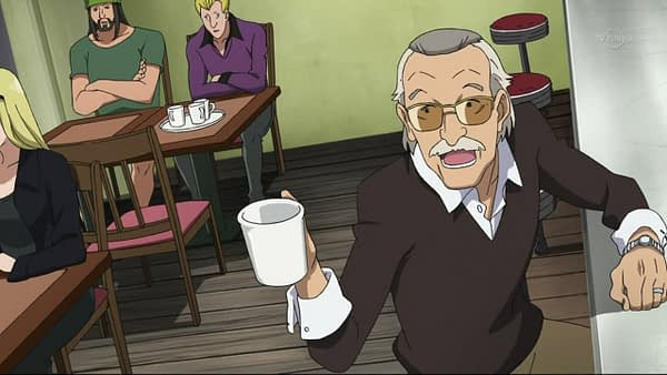 Stan Lee Gets His Own Brand of Coffee in 2019