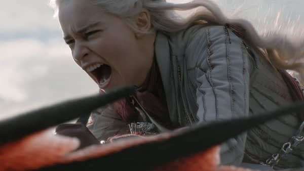 "'Game of Thrones' Mad Queen Daenerys Destroys to Metallica's ""For Whom The Bell Tolls"""