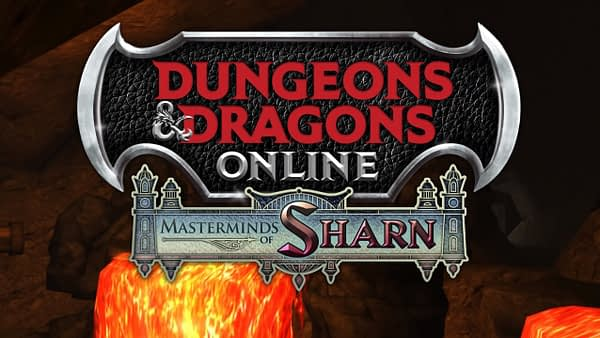 Dungeons & Dragons Online Receives Masterminds of Sharn Expansion