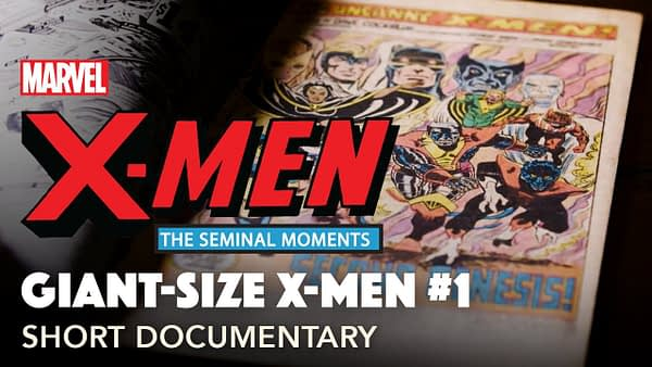 Marvel Launches 4-Part Web Series 'X-Men: Seminal Moments'