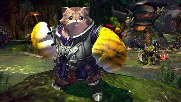 Tera's Skywatch: Call to Arms Update Adds Treasure Hunts Next Month