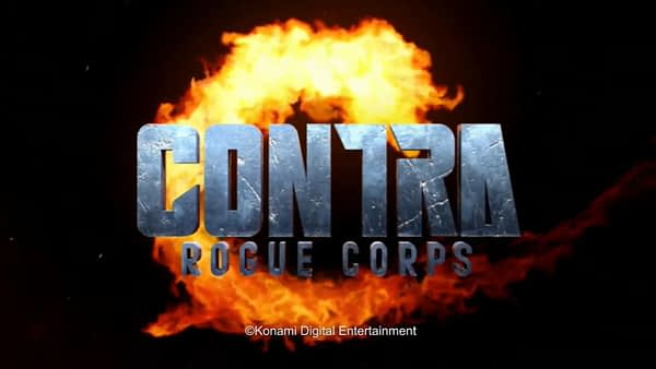 Contra Rogue Corps Announced By Nintendo and Konami at E3