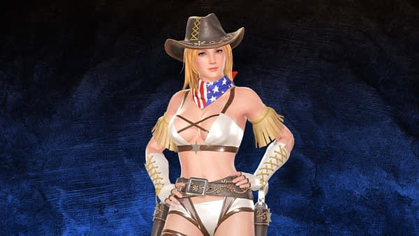 Dead Or Alive 6 Receives 25 New DLC Costumes