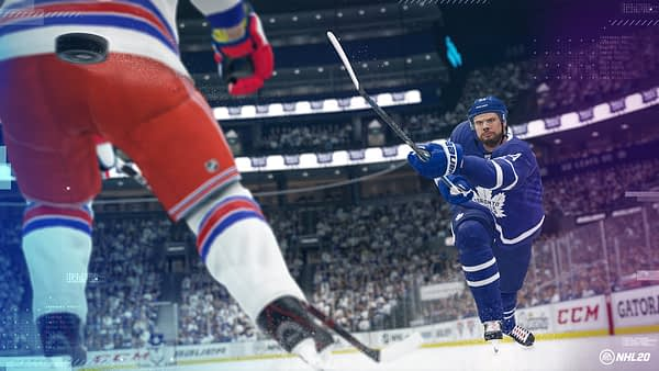"Toronto Maple Leafs' Auston Matthews Is The ""NHL 20"" Cover Athlete"