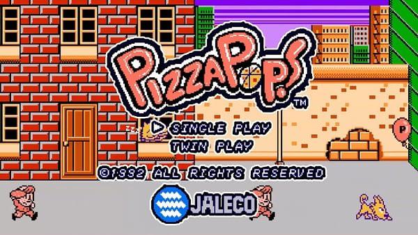 "The NES Game ""Pizza Pop!"" Just Got a Fan Translation"