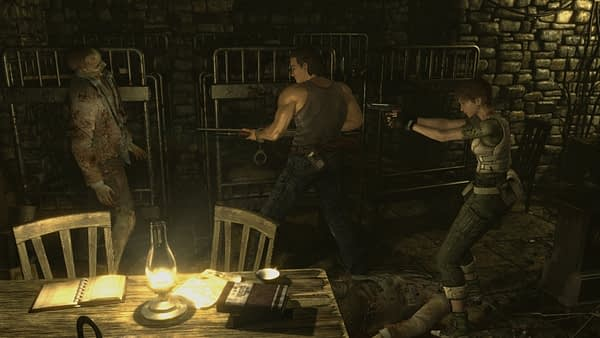Capcom Provides Competent HD Port of 'Resident Evil Zero' for Nintendo Switch [REVIEW]