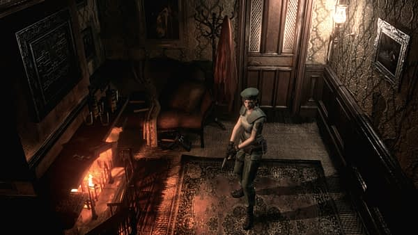 Review: 'Resident Evil' HD Remastered Solid Port for