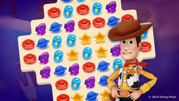 "Review: ""Toy Story Drop"" For Android"