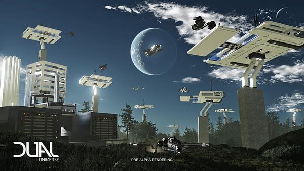 Dual Universe Surpasses $22 M in Crowdfunding
