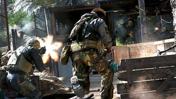 Call of Duty: Modern Warfare Multiplayer Universe