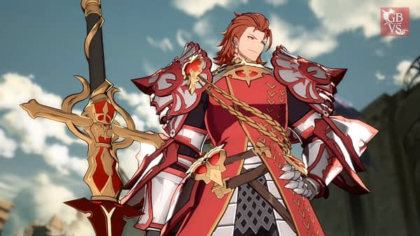 """Percival Gets A Character Trailer For """"Granblue Fantasy: Versus"""""""