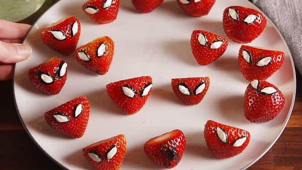 What's Wrong With Strawberries? What Marvel Lawyers are Trademarking Now...
