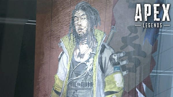 "Another ""Apex Legends"" Character Gets Teased Online"