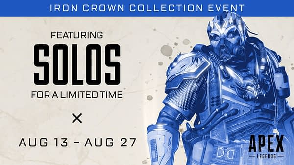 """""""Apex Legends"""" Launches Single-Player Iron Crown Collection Event"""