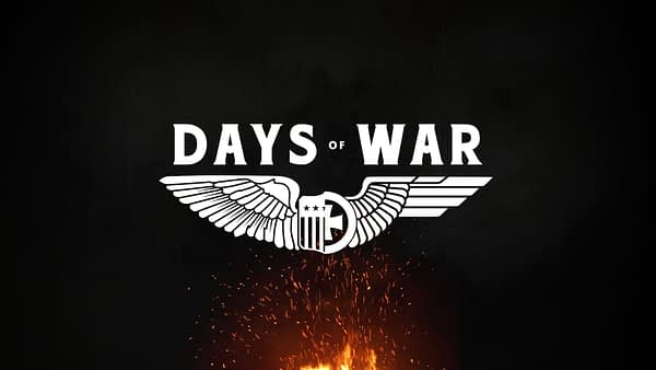 """Driven Arts and Graffiti Games Announce WWII Shooter """"Days Of War"""""""