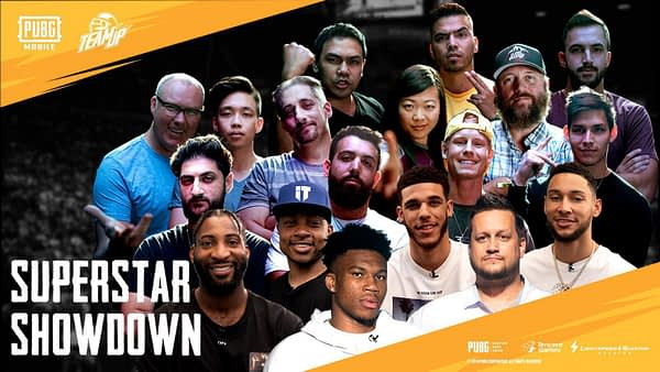 Exclusive: PUBG Mobile Team Up SuperStar Showdown - Episode 3