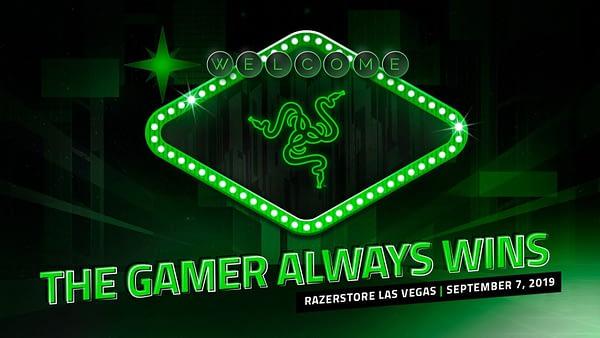 Razer Launches Their Biggest Store In Las Vegas