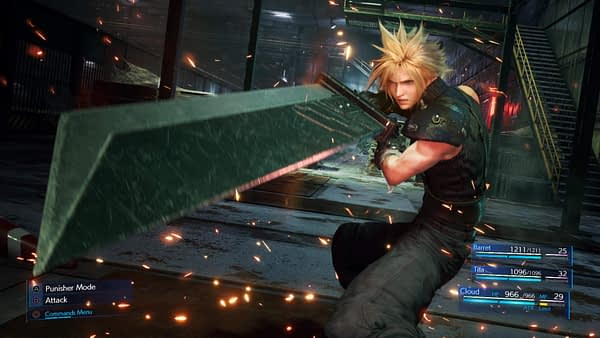 """Final Fantasy VII Remake"" Will Include a Classic Mode: TGS2019"