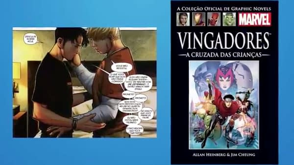 City Government Sends Officials to Rio's Book Festival to Censor Inappropriate (Read: Gay) Comics