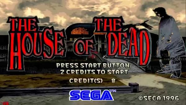 """""""The House Of The Dead"""" 1 & 2 Are Getting Remade"""