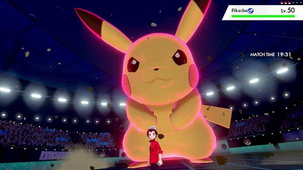 """Pokémon Sword and Shield"" Will Feature 18 Gyms, Optional Auto-Saving"