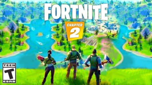 "Apple Leaks ""Fortnite"" Plans For ""Chapter Two"" Of The Game"