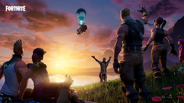 "Epic Games Trolls Their Audience By Ending ""Fortnite"", Crashes Twitch"
